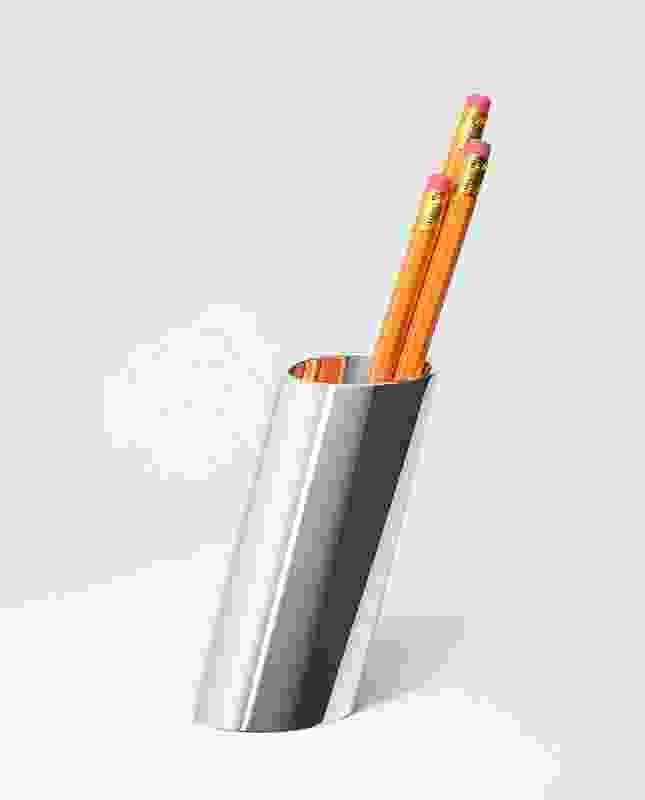 A pen holder by DanielEmma.