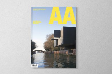 Architecture Australia July/August 2015.