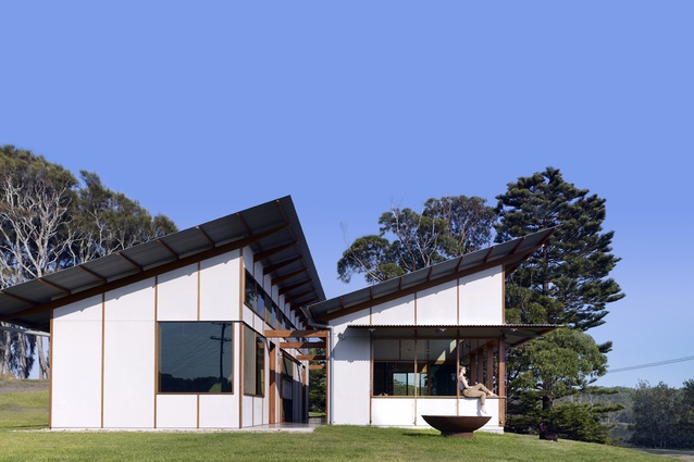 2014 Houses Awards Shortlist New House Under 200m2 Architectureau