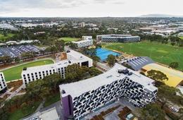 Monash University Halls of Residence