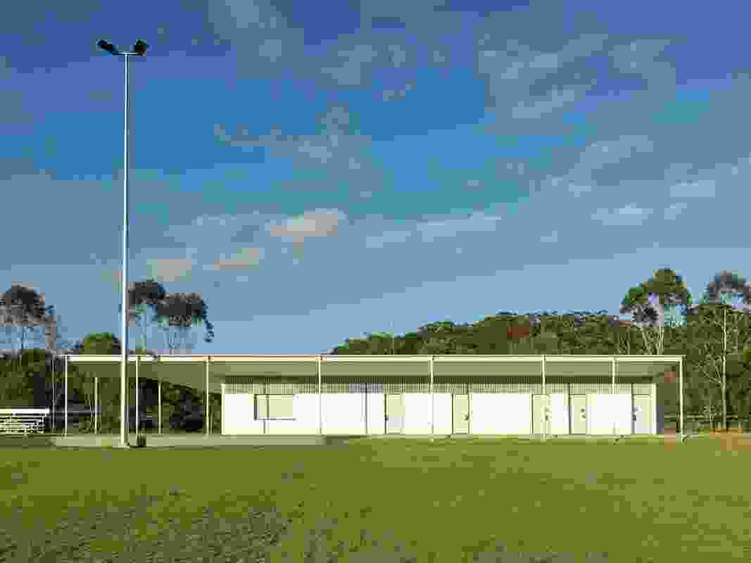 Ocean Shores Soccer Club, Ocean Shores by DFJ Architects.
