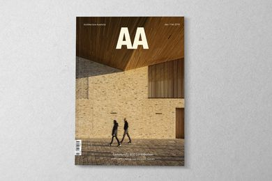 Architecture Australia January/February 2019.