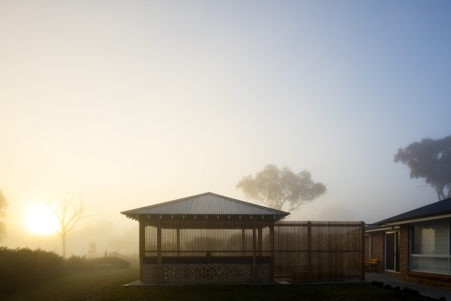 Armidale - Refuge/Prospect by Virginia Wong See Architecture At Altitude.