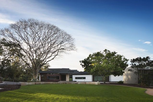 2014 queensland architecture awards architectureau courtyard residence by blueprint architects malvernweather Images