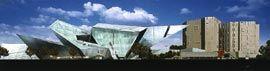 """Museums"". Daniel Libeskind's Denver Museum Expansion."
