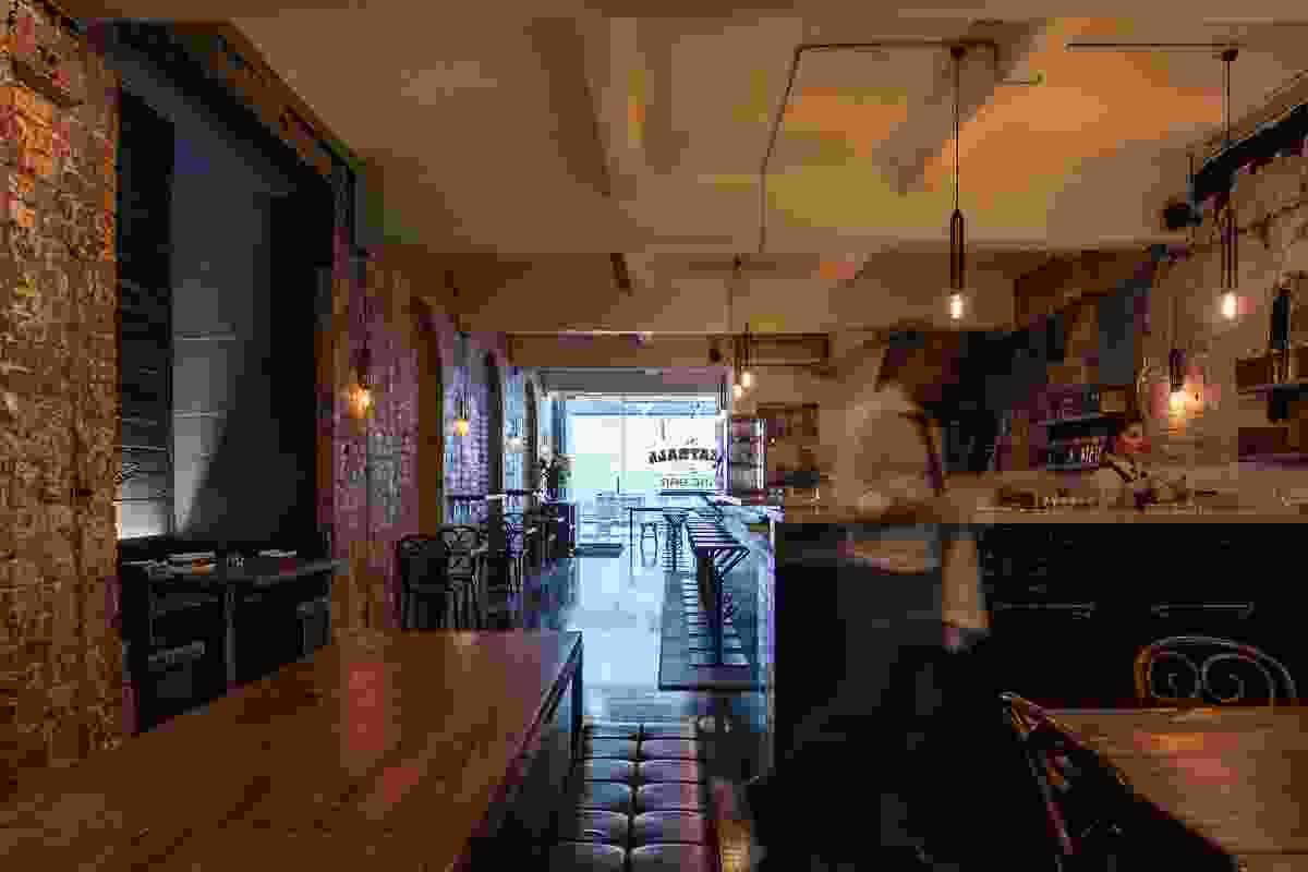 The Meatball & Wine Bar by Eades and Bergman.