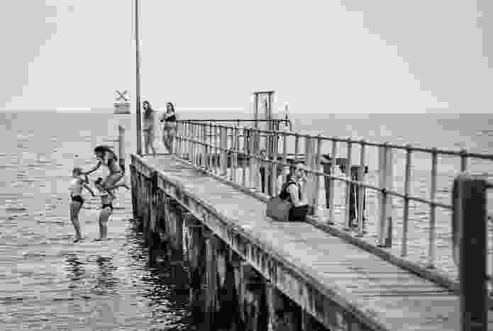 The former Brookes Jetty.
