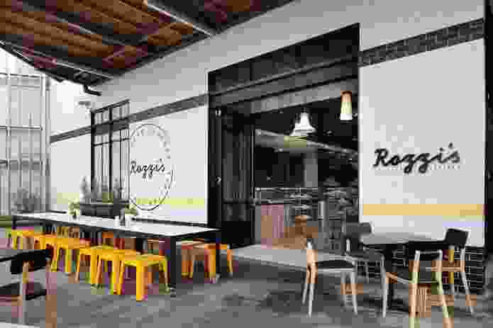 Highpoint Shopping Centre: Rozzi's by Mim Design.
