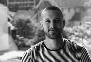 Jared Thorp, a graduate of the Queensland University of Technology's Bachelor of Design (Landscape Architecture) program, and winner of the 2019 Hassell Travelling Scholarship – Robin Edmond Award.