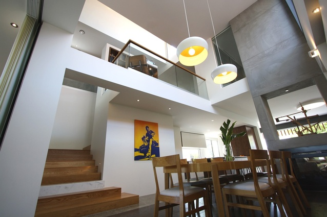 Wolf House by Wolf Architects.