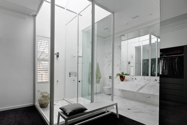 Ensuite Bathroom In Victorian House victorian house | architectureau