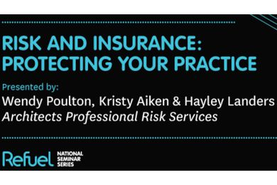 Risk & insurance: protecting your practice