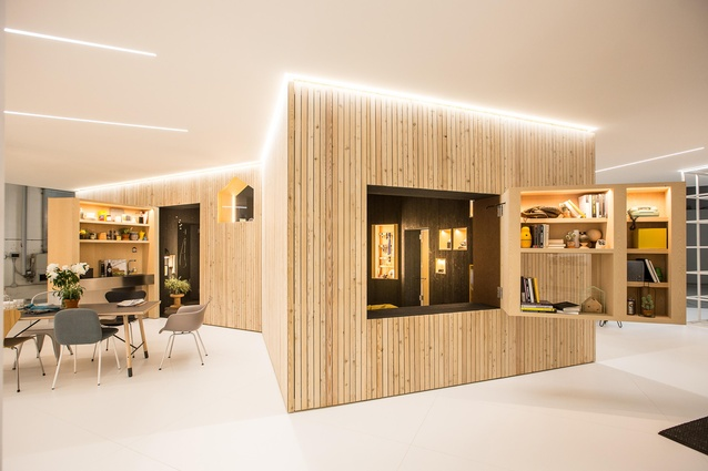 Do Disturb by On Design for Mini Living.