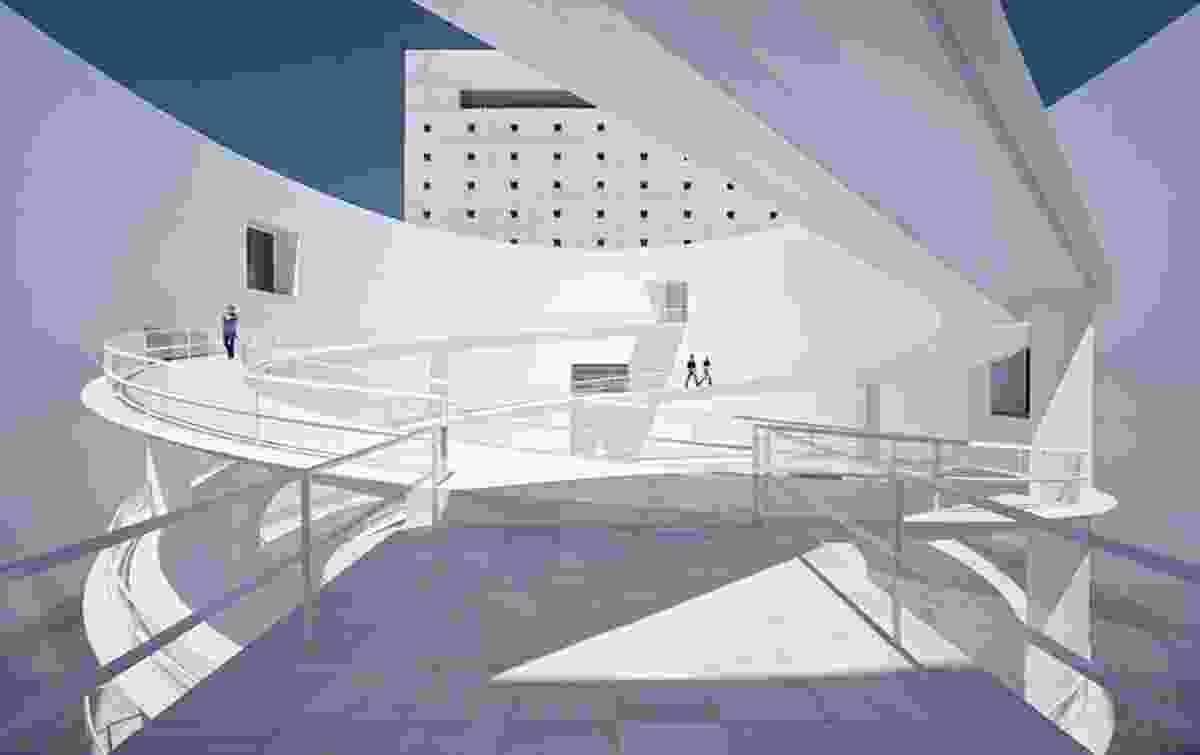 Andalucia's Museum of Memory by Alberto Campo Baeza.