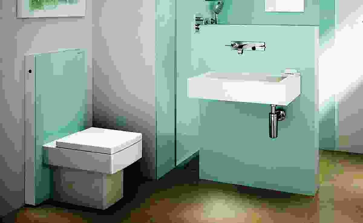 Geberit Monolith WC module.