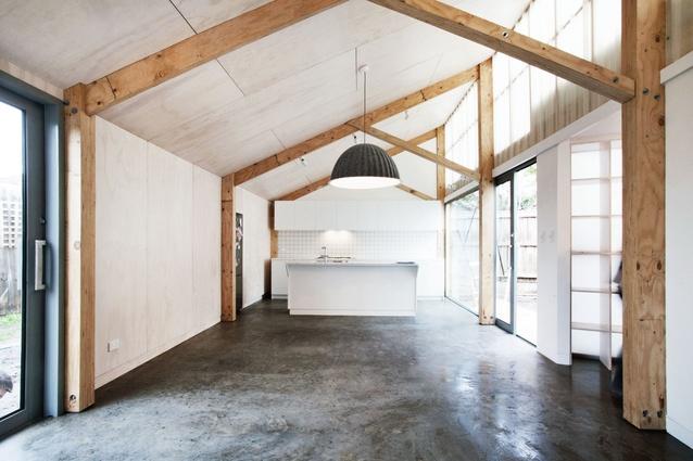 Thornbury by Claire Scorpo Architects.