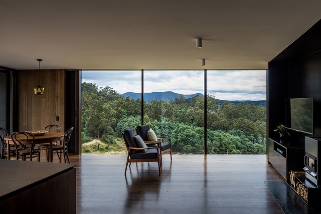 Cross House by Taylor and Hinds Architects.