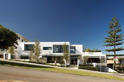 Apartments in Cottesloe. Image: Robert Frith