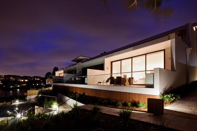 Marina Apartments by SJB Architects.