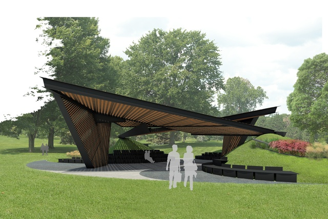 MPavilion architecture commission extended to 2021/22