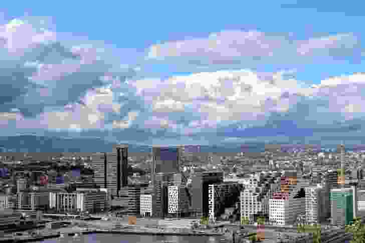 Oslo, in Norway, aims to be a fossil-fuel-free city by 2030.