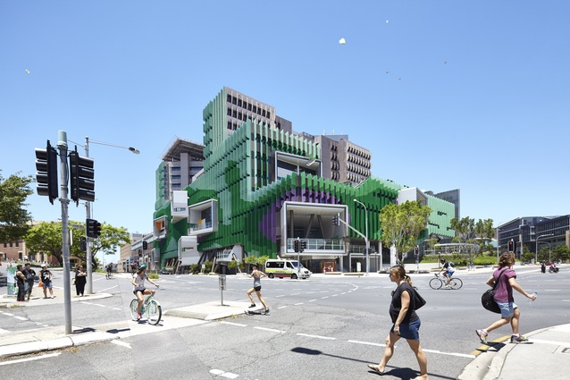 Australian firm shortlisted for uk hospital design for Architecture firms brisbane