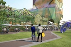 ARM's Gold Coast gallery design updated, builder sought