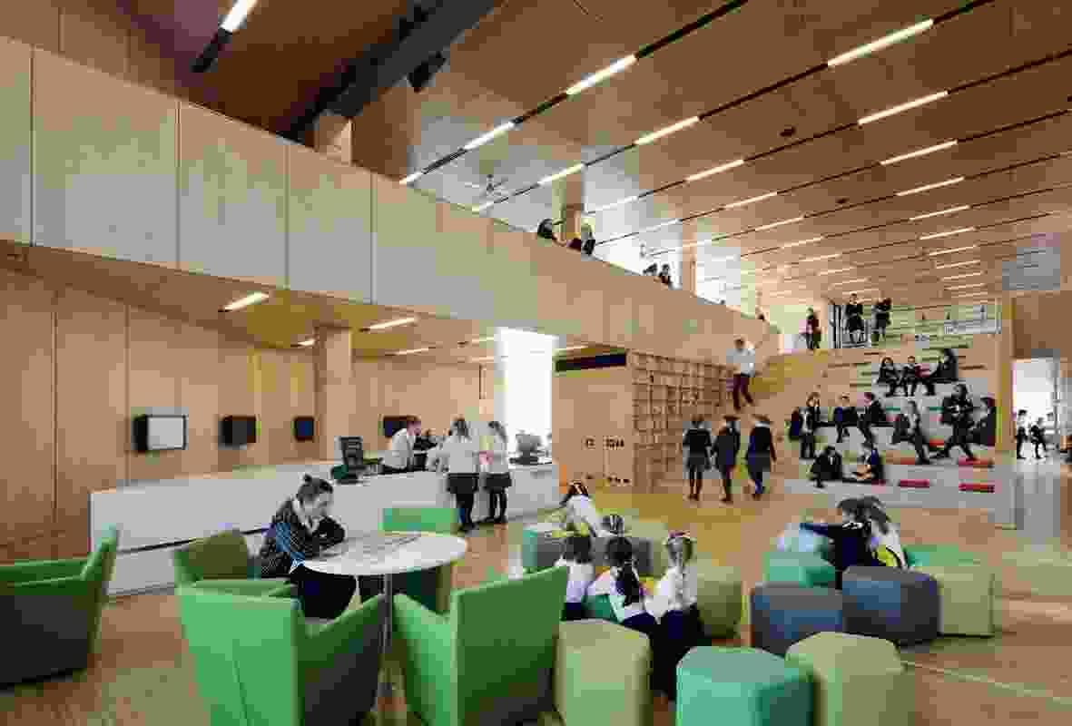 Ravenswood School for Girls – BVN Architecture
