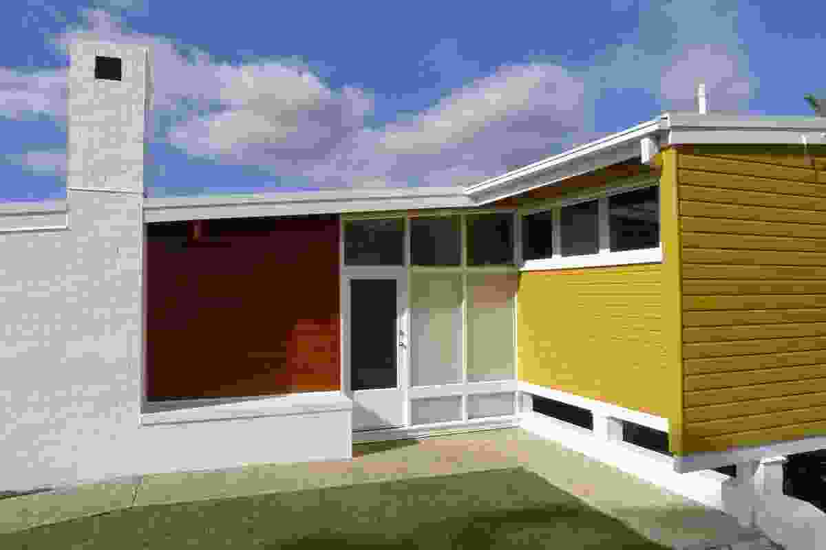 Eisenmenger House (1961), Carina, by Barry Walduck.