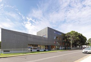 Our Lady of the Assumption Catholic Primary School by BVN.