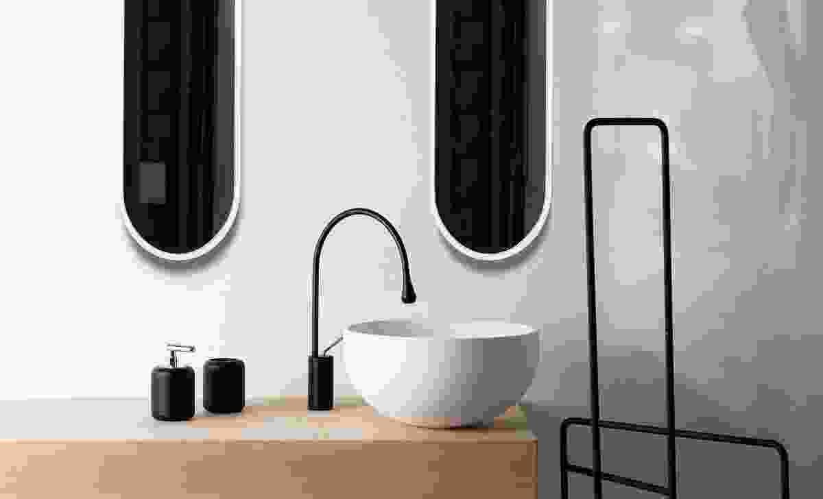 Gessi Goccia Bathroom.