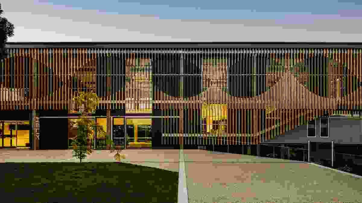 Helix, Scotch Oakburn College by Birelli Art Design and Architecture.