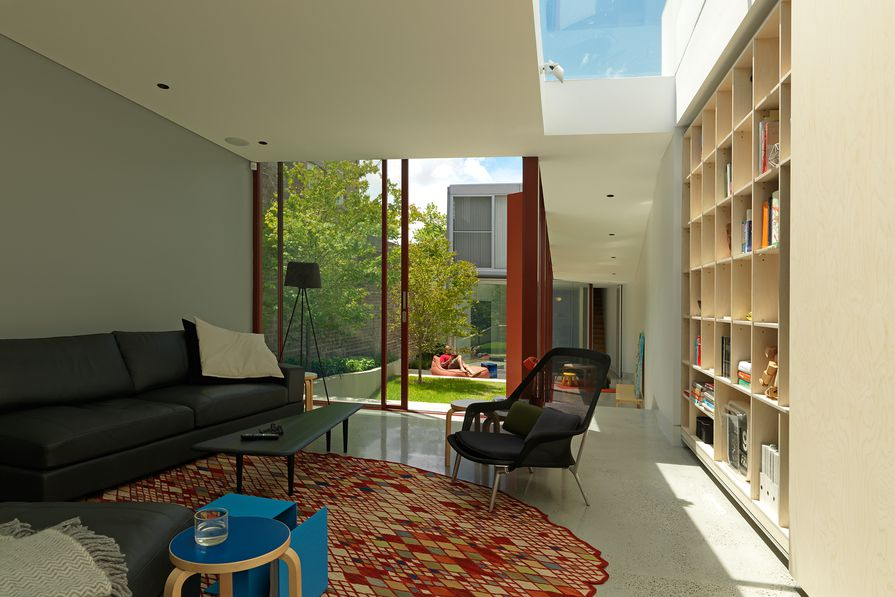 Annandale House by CO-AP Architects.