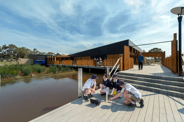 Montagne Centre, Marist College Bendigo by Y2 Architecture.