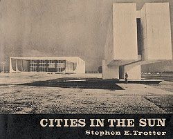 Cover of Steve Trotter's Cities in the Sun (1963).
