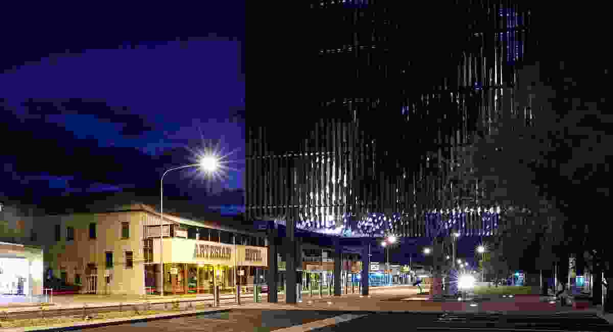 Main Street Barcaldine – M3 Architecture and Brian Hooper Architect (architects in association).