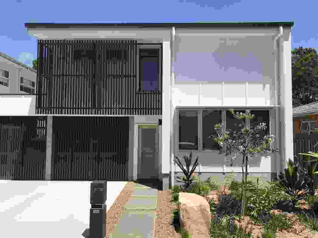 Palm Beach Duplex  by DNA (Douglas Neale) and Jo Case Architect.