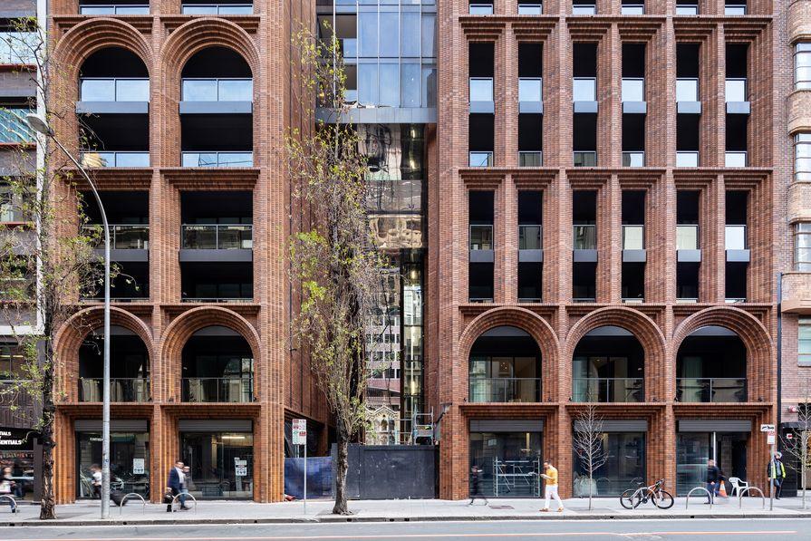 The Arc by Koichi Takada Architects.