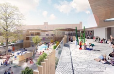 Designs for new inner-Sydney public school on exhibition
