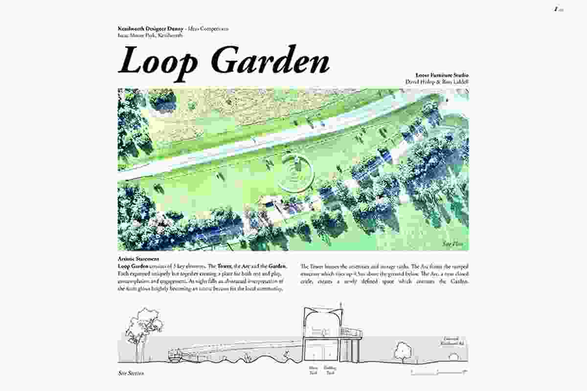 The Loop Garden by David Hislop and Ross Liddell.