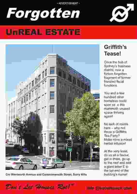 UnReal Estate by SquatSpace considered underappreciated properties.