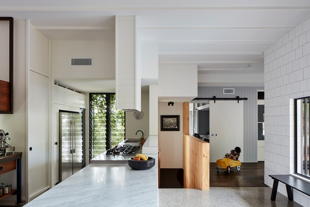 Newmarket Residence by Daniella Rowles Design.