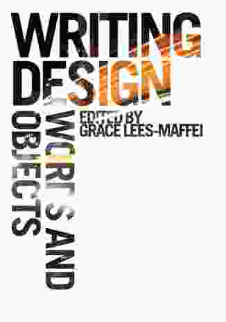 Writing Design: Words and Objects.