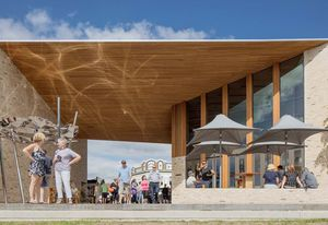 Maitland Riverlink by Chrofi (NSW), award winner in the Civic And Community Centers category.