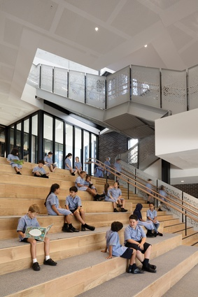 South Melbourne Primary School by Hayball.