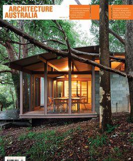 Architecture Australia, March 2010
