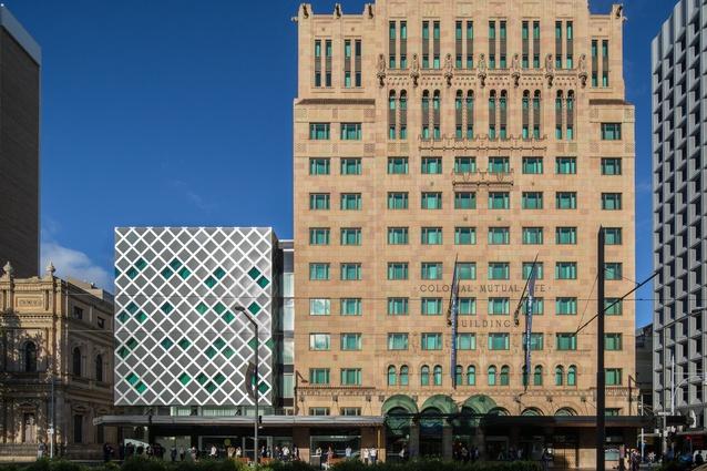 Mayfair Hotel by JPE Design Studio.