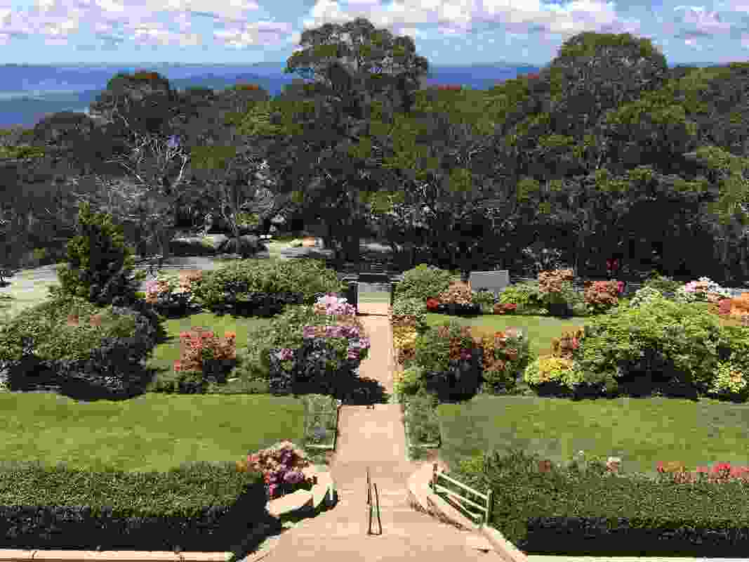 Mount Buffalo Chalet Gardens Conservation Management Plan by Inspiring Place won a Landscape Architecture Award in the Cultural Heritage category.