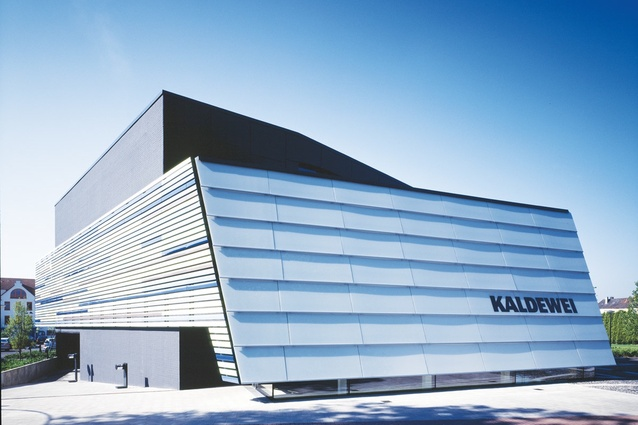 Kaldewei Competence Centre, Ahlen, Germany, 2005.