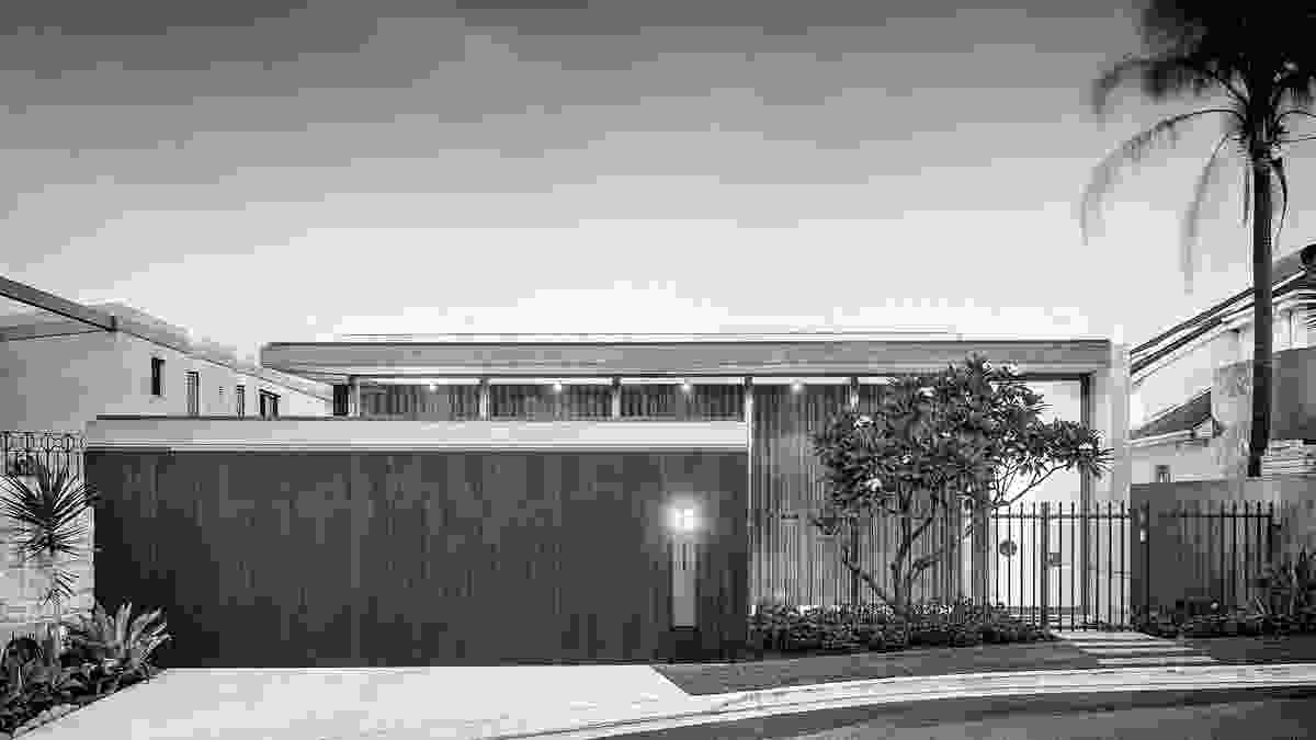 Gordons Bay Residence by Madeleine Blanchfield Architects.